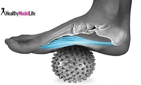 Bola de masaje Premium con puntas – Especialmente recomendada para ...