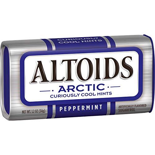 Altoids Arctic Wintergreen Mints, 1.2 Ounce -- 96 per case. by Altoids (Image #1)