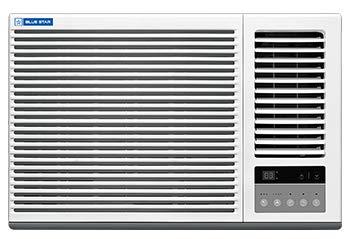 Blue Star 1.5 Ton 5 Star Copper (2019 Range) R32 Refrigerant 5W18GBT Window AC (White)