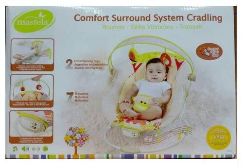 Terrific Mastela Comfort Surround System Cradling Vibrating Rocking Short Links Chair Design For Home Short Linksinfo