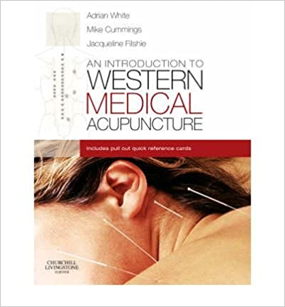 [(An Introduction to Western Medical Acupuncture)] [ By (author) Jacqueline Filshie, By (author) Mike Cummings, By (author) Adrian White ] [November, 2008]