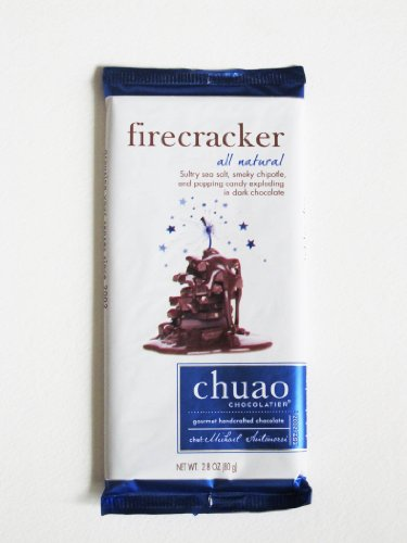 Chuao Candy Bar, Firecracker 2.82 oz. -