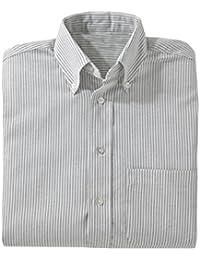 Men's Big And Tall Short Sleeve Oxford Shirt