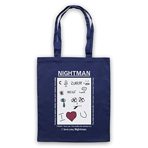 It's by Bag Philadelphia Nightman Unofficial Note Lyrics Always Tote In Inspired Navy Sunny blue 5dqn56