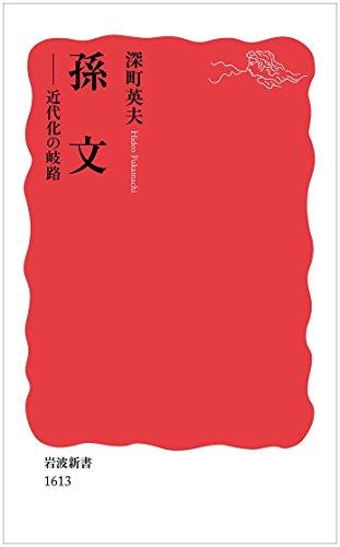孫文――近代化の岐路 (岩波新書)