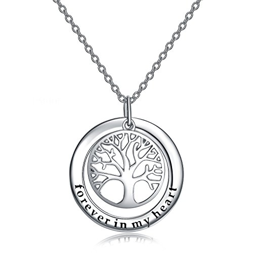 r Family Tree Pendant