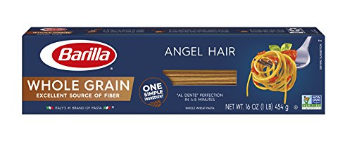 whole wheat angel hair pasta - 3