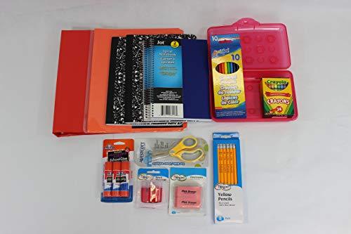Back to school kit Supplies Bundle