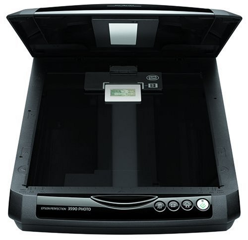 Epson Perfection 3590 Photo Scanner by Epson