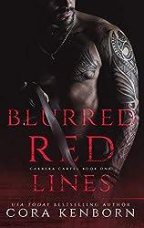 Blurred Red Lines (Carrera Cartel Book 1)