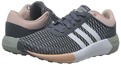 Chaussures Race Cloudfoam Femme Bleu De W onix Adidas Ftwbla Rosvap Sport Azul wtA1d4x1q