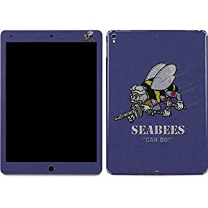 US Navy iPad Pro 12.9in Skin - Seabees Can Do by Skinit