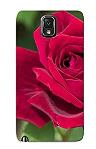 Mooseynmv NPLdYjb2295OgGOU Case For Galaxy Note 3 With Nice Rosemacropetalsbud Appearance