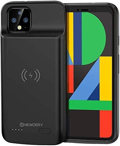 NEWDERY 5000mAh Cover Batteria per Google Pixel 4 XL Cover ...
