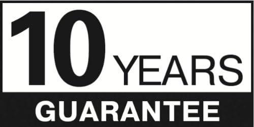 30 Blatt Leitz NeXXt Locher WOW Anschlagschiene mit Formatangaben 50081095 Metall schwarz