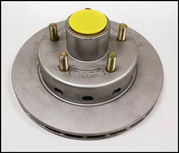 Triton 08487 Disc Brake Rotor 10-inch by Triton