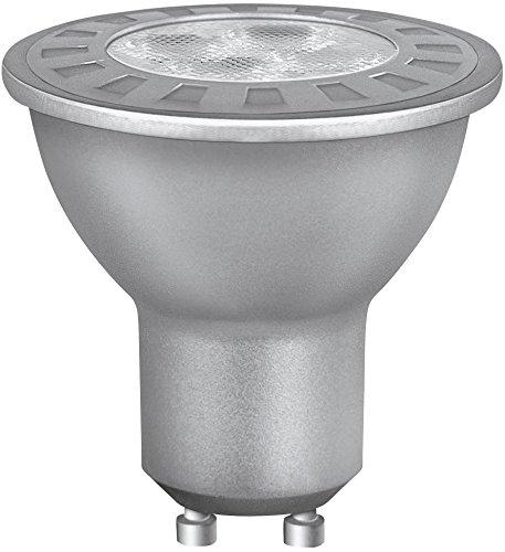 Osram LED Star PAR16, LED-Reflektorlampe mit GU10-Sockel, Nicht Dimmbar, Ersetzt 50 Watt, 36° Ausstrahlungswinkel, Warmweiß - 2700 Kelvin, 1er-Pack Ledvance 4052899949683
