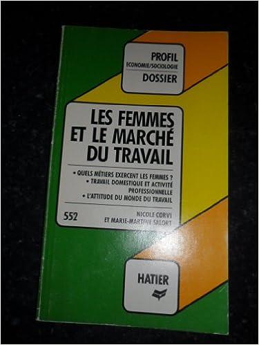 Lire FEMMES ET MARCHE DU TRAVAIL epub pdf