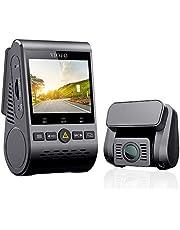 Cámara de salpicadero Doble VIOFO A129 Duo Full HD 1080P Frontal y Trasera WiFi cámara para salpicadero de Coche con Soporte de GPS Logger 256 GB MAX