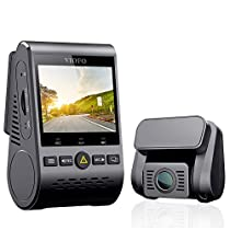 A129 Duo Dash Camera with GPS