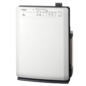 EP-JV600-W 日立 PM2.5対応加湿空気清浄機 クリエア 24畳 ホワイト