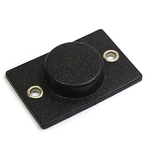 Magnetic Tactical Gun Holder w/ 10 lbs Holding Power Gun Magnet - Quick and Easy Access - CMS Magnetics