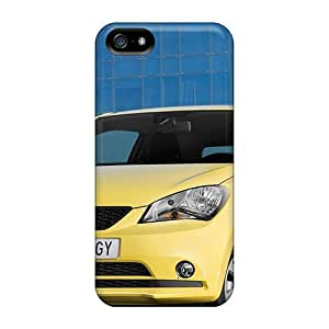 IwcELHQ6723HWvdX Case Cover Protector For Iphone 5/5s Seat Mii 2013 Case