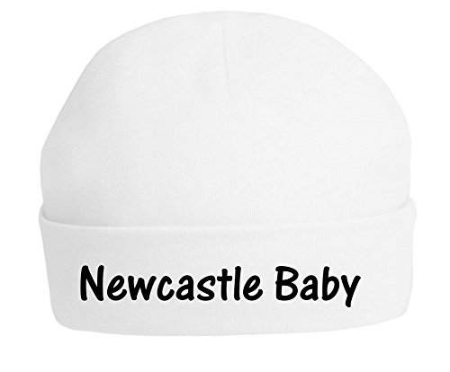 Newcastle Baby The Bees Tees Babys Football Beanie Hat