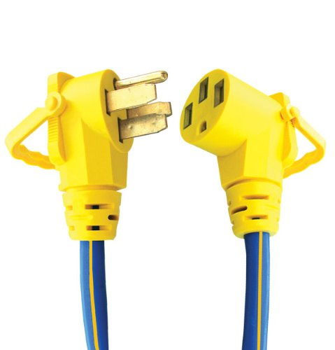 Voltec 16-00510 50A Extension Cord with E-Zee Grip - 15'