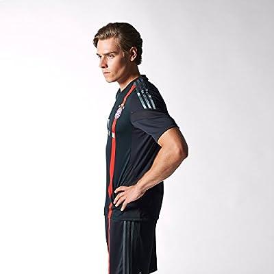 Adidas FC Bayern Munich 3 Jersey [BLACK/RED/IROGRE/DKGREY]