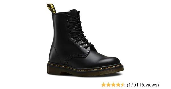 parhaat tarjoukset alennuskauppa etsiä Dr. Martens - 1460 Original 8-Eye Leather Boot for Men and Women