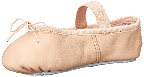 Capezio Youth Daisy Ballet Slippers, Pink-12.5 M Yth (Footwear Leather Youth Pink)