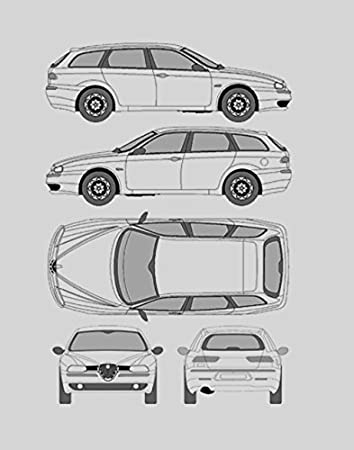 Amazon audi blueprint print car wall art gift choose your audi blueprint print car wall art gift choose your model 11x14 malvernweather Images