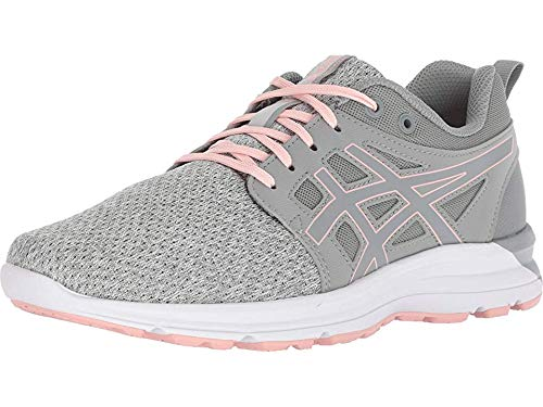 - ASICS Gel Torrance Women's Running Shoes Stone Grey/Frosted Rose (9 B(M) US)