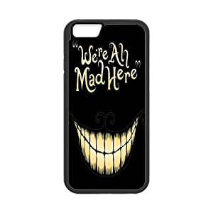 "High Quality Phone Case For Apple Iphone 6,4.7"" screen Cases -Alice in Wonderland-LiuWeiTing Store Case 1"