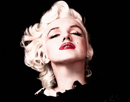 Marilyn Monroe Eyes Shut Poster 36X24