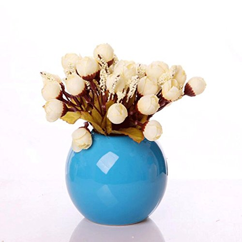 Woondecoratie Flower Crafts Adornos Modern Woonkamer Ceramic Simple Jarr Creative Fashion fBpTwx6
