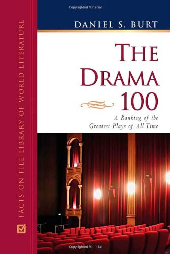 The Drama 100: A Ranking of the Greatest Plays of All Time (Facts on File World of Literature)