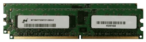 4GB (2x2GB) Sun Blade T6300 Memory Kit (p/n X5723A) - 2 Gb Sun Blade
