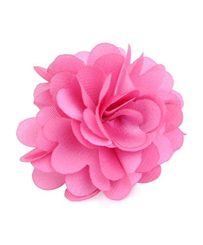 - Solid Mini Bouquet Clutch Back Flower Lapel Pins