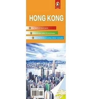hong kong macau travel map sixth edition tuttle travel maps