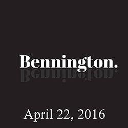 Bennington, Rory Scovel, April 22, 2016