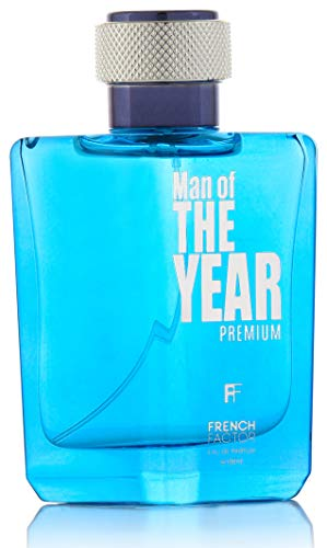 The French Factor Man of The Year Perfume For Men – 100ml (Premium)