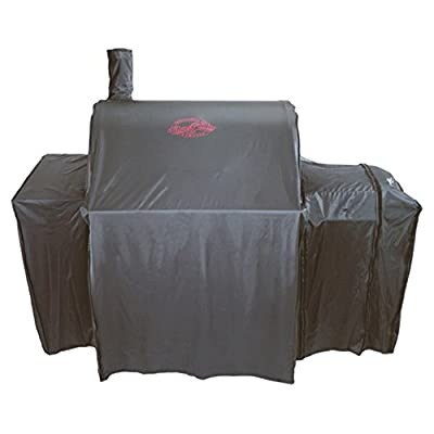 Char-Griller Smokin' Pro/Pro Deluxe Grill Cover