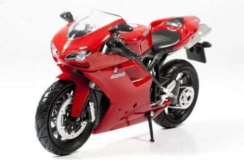 - D/c 1:12 Scale Model Motorbike One Supplied