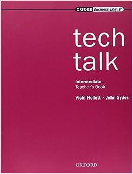 Book Tech Talk Intermediate: Teacher's Book by Vicki Hollett (2009-03-05)