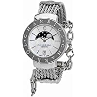 Charriol St-Tropez Ladies Mother Of Pearl Watch