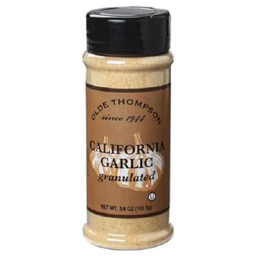 List of the Top 10 garlic powder from california you can buy in 2018