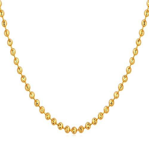 U7 Pendant Unisex Fashion Necklace