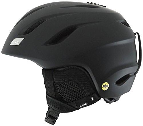 Giro Nine MIPS Snow Helmet (Matte Black, Large) (Giro Helmet Ski)
